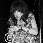 8394 Grace Slick of Jefferson Airplane performing on 5-24-68 at the Coliseum in Phoenix Arizona. Photo by Tom Franklin