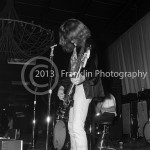8417 Dickie Peterson of Blue Cheer onstage at the Coliseum in Phoenix Arizona on 10-5-68. Photo by Tom Franklin.
