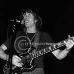 8427 Gary Duncan of Quicksilver Messenger Service on 8-17-68. Photo by Tom Franklin.