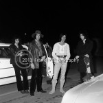 8439 All the members of Deep Purple hanging around outside in Phoenix Arizona in November of 1968. Photo by Tom Franklin