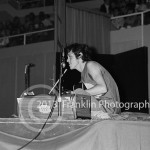8840 Donovan on stage at the Coliseum in Phoenix Arizona on 10-1-68. Photo by Tom Franklin.