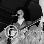8443 Neil Young of Buffalo Springfield on 4-26-68 at the Exhibit Hall in Phoenix, Arizona. Photo by Tom Franklin