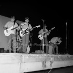 8453 The Beach Boys in concert on August 7, 1964. Photo by Tom Franklin.