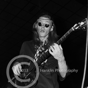 8461 Jack Casady of Jefferson Airplane performing on 5-24-68 at the Coliseum in Phoenix Arizona. Photo by Tom Franklin