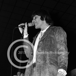 8463 Marty Balin of Jefferson Airplane performing on 5-24-68 at the Coliseum in Phoenix Arizona. Photo by Tom Franklin