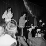 8471 Three Dog Night on stage at the Coliseum in Phoenix Arizona on 12-31-68. Photo by Tom Franklin.
