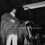 8474 Neil Young of Buffalo Springfield on 4-26-68 at the Exhibit Hall in Phoenix Arizona. Photo by Tom Franklin