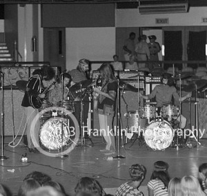 8602 The Grateful Dead performing at the Phoenix Star in Phoenix Arizona on 6-22-68.