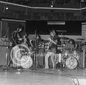 8605 The Grateful Dead performing at the Phx Star in Phoenix Arizona on 6-22-68.