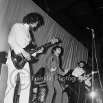 8659 The Animals onstage in Phoenix Arizona on 3-30-68. Photo by Tom Franklin.