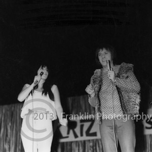 8852 Sonny and Cher performing