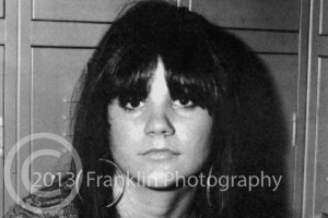 8855 Linda Ronstadt of the Stone Poneys. Photo by Tom Franklin.