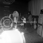 8870 Blue Cheer onstage at the Exhibit Hall in Phoenix Arizona on 3-30-68. Photo by Tom Franklin