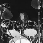 8871 Paul Whaley of Blue Cheer onstage at the Coliseum at Phoenix Arizona on 10-5-68. Photo by Tom Franklin
