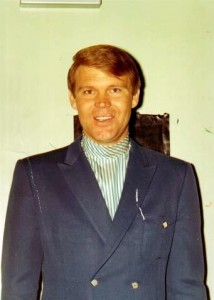 Glen Campbell. Photo by Johnny Franklin.