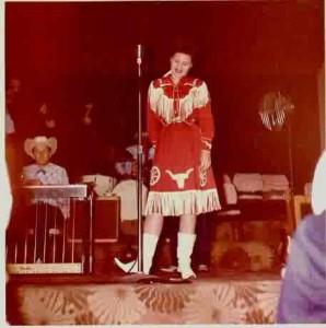 Patsy Cline at the RIverside Ballroom