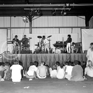 8835- Unidentified band playing at the Teen Pavilion at the Arizona State Fair in 1968. Do you know this band? If you do please contact us at tfrank@cableone.net. Reference pic 8835, 8836, 8837, and 8840. If you are correct then you get a free print.