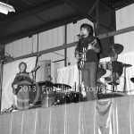 8840 Unidentified band playing at the Teen Pavilion at the Arizona State Fair in 1968. Do you know this band? If you do please contact us at tfrank@cableone.net. Reference pic 8835, 8836, 8837, and 8840. If you are correct then you get a free print.