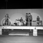 8884 Lynn Easton & The Kingsmen, opening for the Beach Boys in Phoenix Arizona on August 7, 1964. Thank you so much to Chris Simondet for identifying this band. Photo by Tom Franklin.