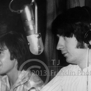 8867-email The Monkees Davy and Mike at the Krux Studio 2